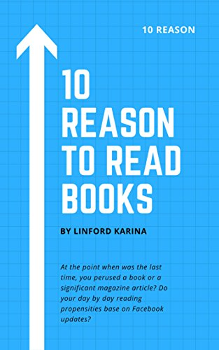 10 reasons you get old to read books: 10 reasons (English Edition)