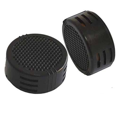 2 x 500 Watt Super Power Loud Dome Tweeter Lautsprecher für Auto / Motorrad Dome Tweeter