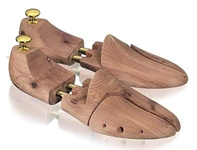 Seeadler Premium Shoe Tree - Jefford Edition - Canadian Red Cedar - Sz. UK 8 / EU 42
