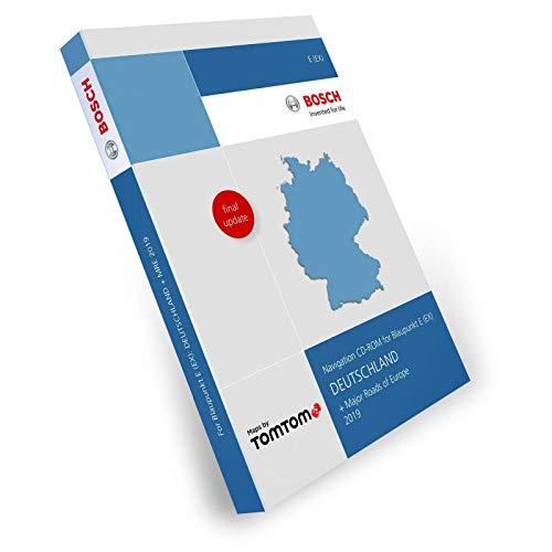 Tomtom Deutschland TravelPilot E (EX) 2019 (2 CD) + Major Roads of Europe ()