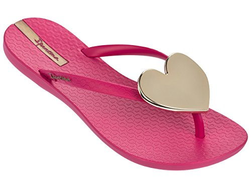 Ipanema - Wave Heart, Sandali Donna, , Pink Gold