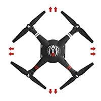 oofay Drone with Camera Q303 High-Pressure Fixed High-Definition UFO Real-Time Transmission UAV Model 2.4G Remote Control Quadcopter