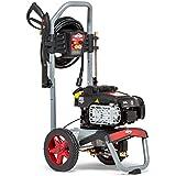 Briggs & Stratton Elite 3200Q Petrol Pressure Washer with Quiet Sense Technology 3200 max PSI / 220 Bar-875EXi Series 190 cc Engine