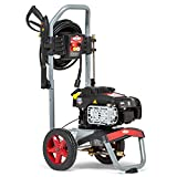 Briggs & Stratton Elite 3200Q Petrol Pressure Washer with Quiet Sense Technology 3200 max PSI / 220 Bar-875EXi Series 190 cc Engine