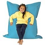 Hi-BagZ® Kinder Sitzsack – eine 4-Wege Sitzmöglichkeit - RIESE Kinder