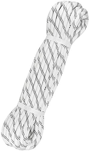 FEE-ZC Außensicherheitsseil Universelles Sicherheitsseil Erdbebenflucht Feuerwehrseil Außensicherheitsseil Statisches Seil 12,5 mm Kletterseil/-/(Größe: 30 M)