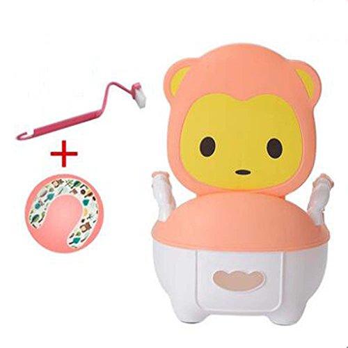 Baby Bedpan, Krankenhaus Bed Pan, Easy To Clean Bettpfanne, Rosa