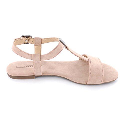 Esprit Pepe Sandal 037EK1W052-675 Dark Old Pink