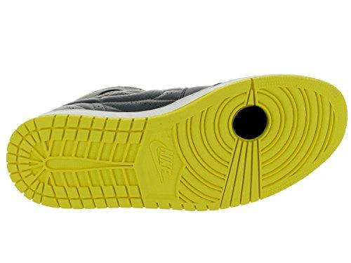 Nike Air 1 Retro '99 Nero / sprt Bl / infrrd 23 / basket bianco scarpe 8 US Cool Grey/Vbrnt Yllw/Blk/White