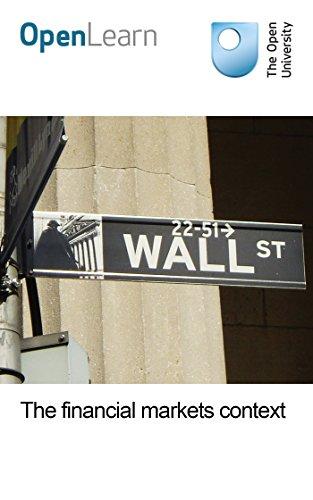 The financial markets context (English Edition) par The Open University