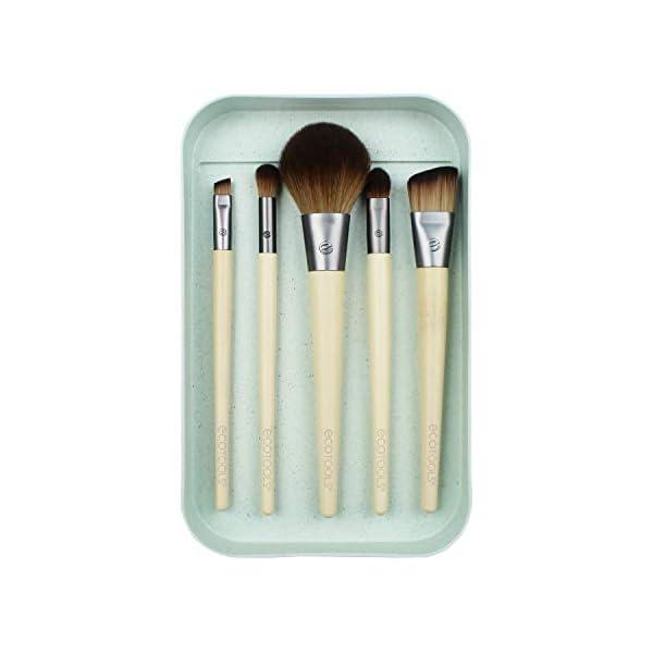 Ecotools Start the Day Set de pinceles de maquillaje