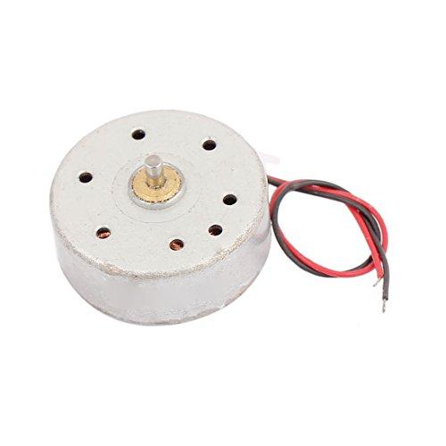 Aexit DC Heizen & Kühlen 1,5-4,5V 3200 U/min Drehzahl 2 verdrahtete Elektrische Mini Vibration Vibration Motor 25 mm x Heizanlagen-Teile & Zubehör 9 mm