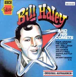 Bill Haley and His Comets [Musikkassette]