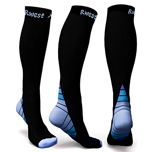 Kompressionsstrümpfe/Kompressionssocken/Compression Socks/Strümpfe Kompression/Laufsocken/Thrombosestrümpfe/für Damen Herren, Sport, medi, Flug, Reisen, Schwangerschaft & Medizinische.