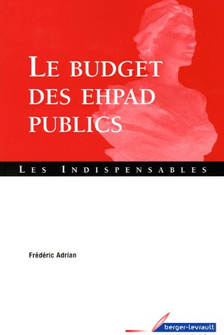Le budget des EHPAD publics