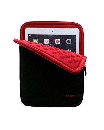 Anti-Shock Bubble Hülle mit kleinen Tasche (geeignet für Tablets (7.9 Zoll-8 Zoll) wie Apple iPad Mini/Kindle Fire/Nexus 7)