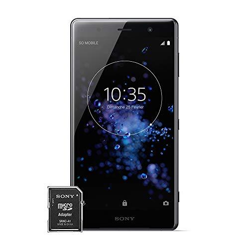 Sony Xperia XZ2 Premium Noir + carte SD...