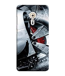 Fuson Designer Back Case Cover for Lenovo ZUK Z2 Pro (Boys Men Man Racer Speed Youth Young)