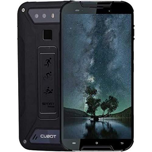 CUBOT Quest - Smartphone Libre 4G 64GB Dual SIM (Android 9.0), Color Negro