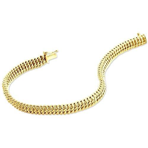 HISTOIRE DOR Bracelet Or Femme Or Jaune Troubadours - Pendentif porte photo histoire d or