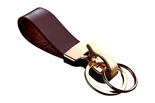exclusive-and-elegant-leather-keyring-keychain-leather-with-rings-and-gift-box-perfect-accessory-gif