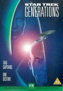 Star Trek Generations - Dvd [1995]