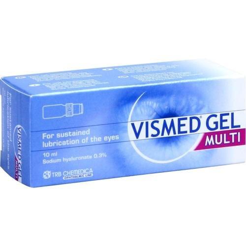 Vismed - Gel oculaire apaisant CSTLL 3067949