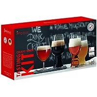 Imperial Spiegelau Craft vasos de cerveza Kit de degustación