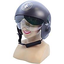 Jet Pilot Helmet Accessory Fancy Dress