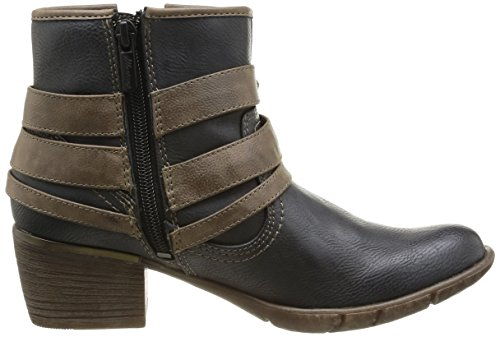 Mustang 1166501, Boots femme Gris (259 Graphit)