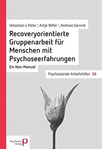 Recoveryorientierte Gruppenarbeit für Menschen mit Psychoseerfahrungen: Ein Non-Manual (Psychosoziale Arbeitshilfen)