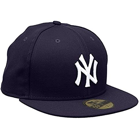 New Era MLB Basic NY Yankees 59 Fifty Fitted - Gorra para hombres