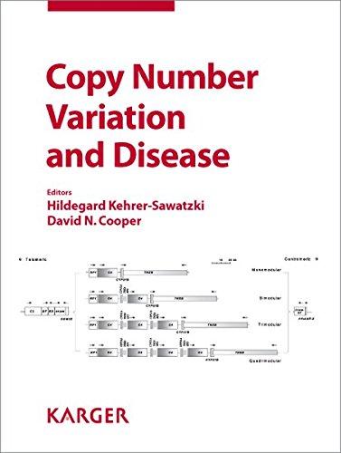 Copy Number Variation and Disease par Hildegard Kehrer-Sawatzki