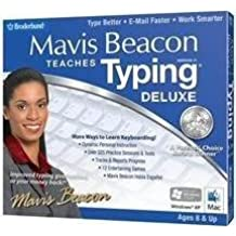 Encore 25611 Mavis Beacon Teaches Typing 21 Crom Deluxe Jc