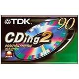 TDK CDing 2 90 MIN POSITION CHROME (3) UNIDADES