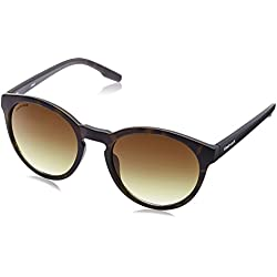 Fastrack Gradient Goggle Men's Sunglasses - (P376BR1|58|Brown Color)
