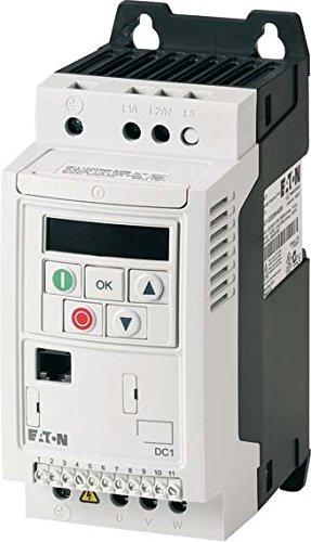 Eaton 169243 Frequenzumrichter, 1-/3-Phasig 230 V, 4, 3 A, 0, 75 kW, emv-Filter