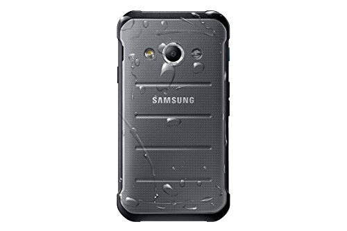Samsung Galaxy Xcover 3 Handy (4,5 Zoll (11,4 cm) Touch-Display, 8 GB Speicher, Android 4.4) dunkelsilber - Bild 5