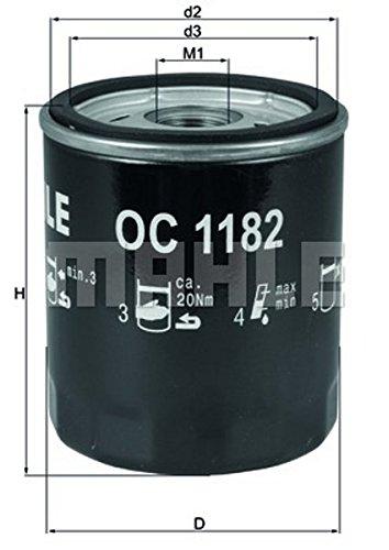 MAHLE Carburante Filtro KX 220d interni Lak 181 aria LX 1211 filtro olio OX 388d