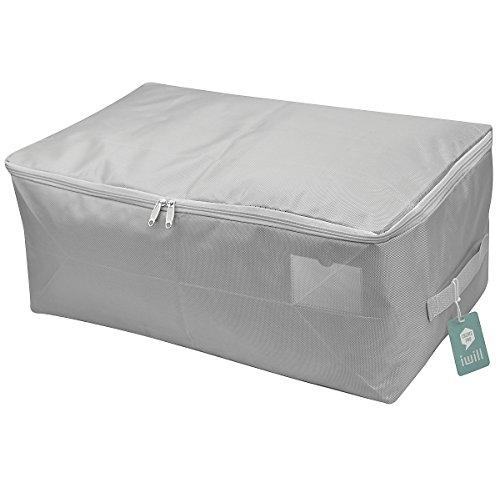 Kleidungs-Aufbewahrungsbeutel, faltende Organisator-Beutel für Deckbetten, Decke,...