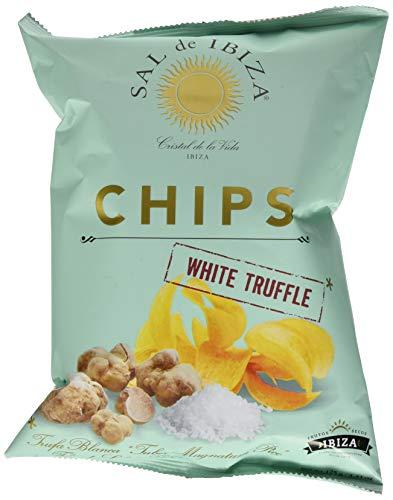 Sal de Ibiza Chips Truffles, Kartoffelchips mit weißen Trüffeln
