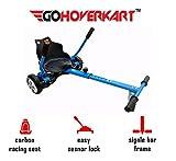 The Official Racer Hoverkart - Midnight Blue