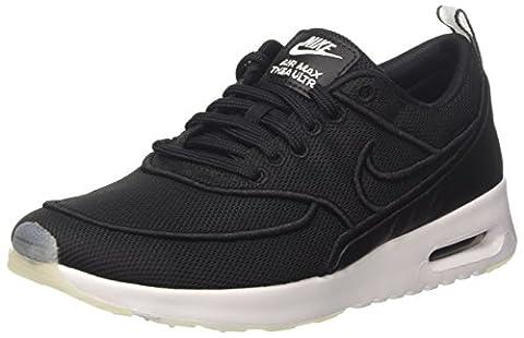 Nike Damen Wmns Air Max Thea Ultra Si Trainer, Schwarz (Black/White/Glacier Blue), 40.5 EU (Nike Air Max Thea Black)