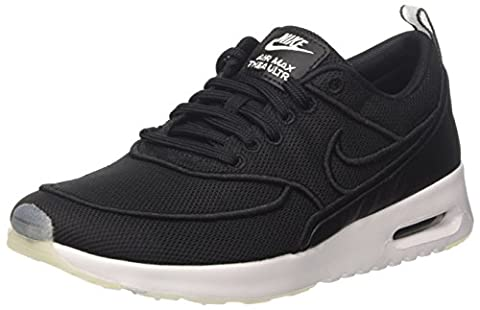 Nike Damen Wmns Air Max Thea Ultra Si Trainer, Schwarz (Black/White/Glacier Blue), 39 EU