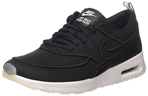 quality design 22b33 5c492 Nike Wmns Air MAX Thea Ultra Si, Entrenadores para Mujer, Negro (Black