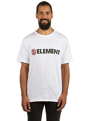 Element Blazin T-Shirt Optic White