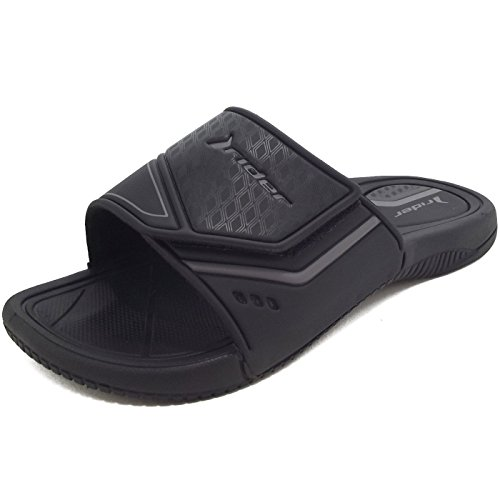 Rider Brasil Speed III 2015 Herren Pool Sandalen Black/Grey