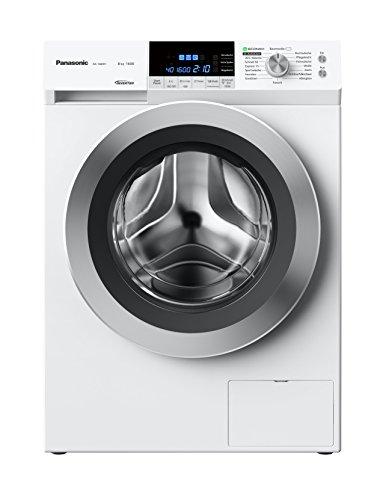 Panasonic Deutschland NA-168XR1WDE Waschmaschine FL / 117 kWh/Jahr / 1600 UpM / 8 kg / hohe Energieeffizienz: A+++ (-40%) /Schontrommel / weiß