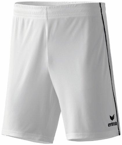 erima Herren Shorts Classic mit Innenslip weiß/schwarz