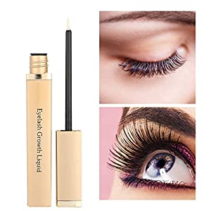 Eyelash Enhancer Growth Liquid, Serum nutritivo para pestañas 5ML Eye Lash Growth Enhancer Acondicionador, Suero para…